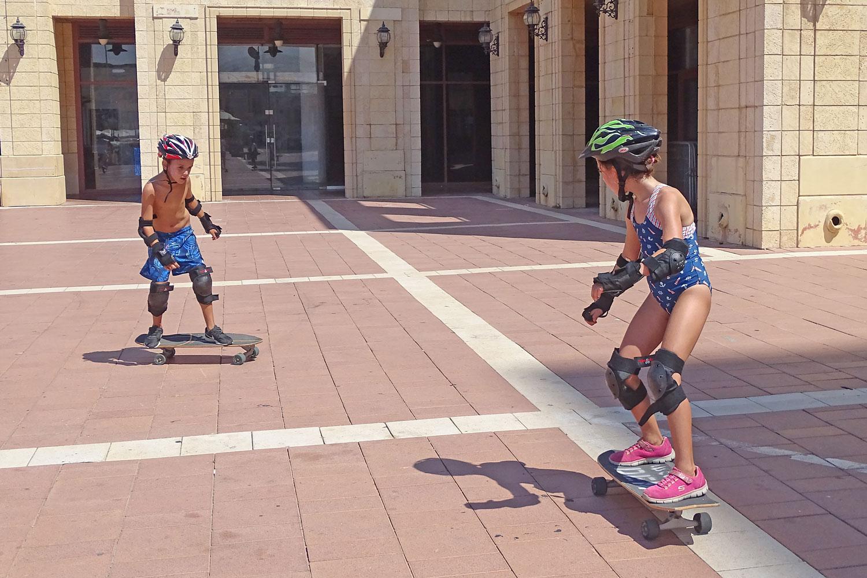 מגוון פעילויות רחב לילדיכם בקייטנת גלישה