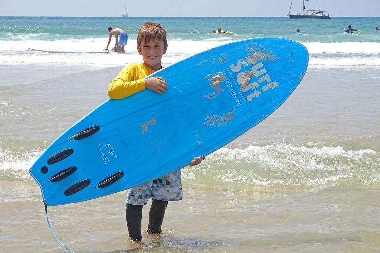 ימים שמחים לילדים בים